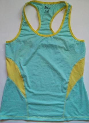 10-12 яркая модная дышащая спортивная майка для тренировок по ...