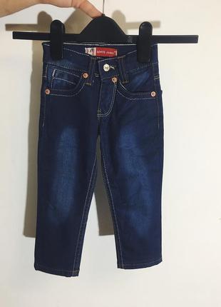 Детские джинсы levis ( левайс 1-2 года 86 см)