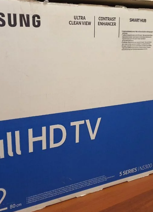 Телевизор Samsung UE32N5300 (Smart TV,Wi-Fi, T-2)