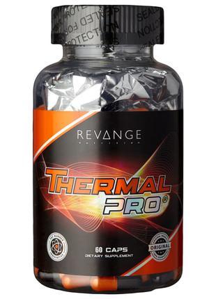Жиросжигатель Revange Nutrition Thermal PRO Hardcore LTD 120 caps