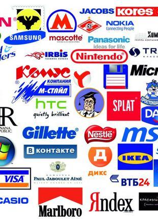 Изготовление дизайна логотипов, сертификатов, визиток и тд...