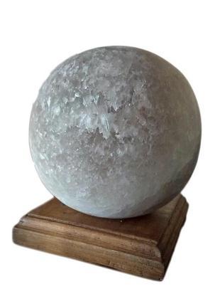 """Соляной светильник """"Шар малый"""" (3 кг)"""
