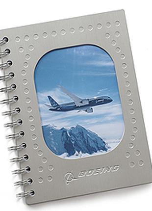 Записник 787 Boeing Aircraft Window Notebook