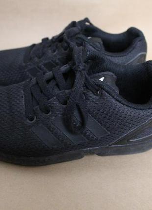 Adidas zx детские кроссовки черные мальчику оригинал размер 28
