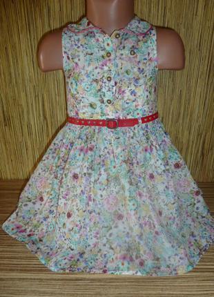 Платье nxt на 2-3 года