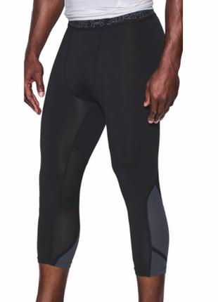 Under armour heatgear мужские спортивные тайтсы лосины бриджи