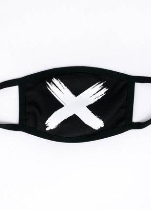 Защитные маски чёрный OFF x black