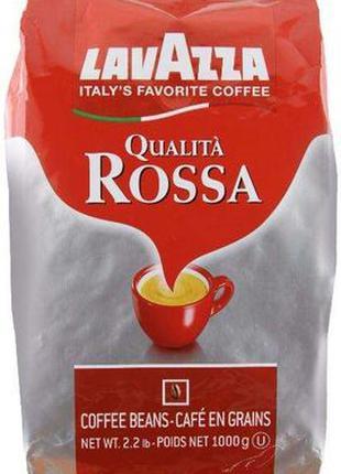 Кофе в зернах Lavazza Qualita Rossa, Crema e Aroma Espresso 1000g