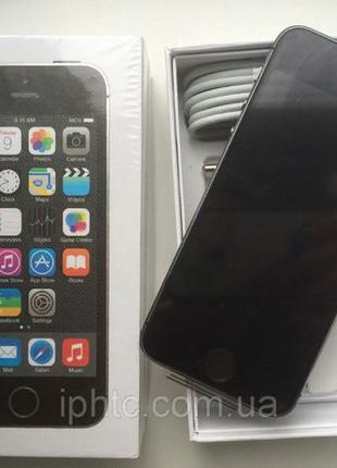 Apple iPhone 5s Space Grey Gold White 16 32 64GB Neverlock ори...