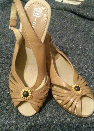 George сандали туфли боссоножки 25 см