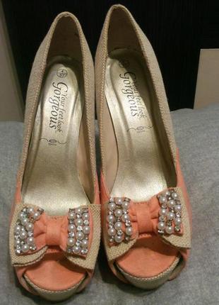 Босоножки туфли new look