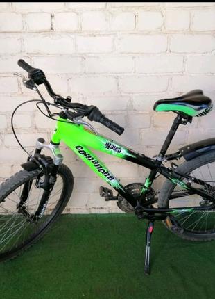 Продам велосипед Comanche Indigo 24