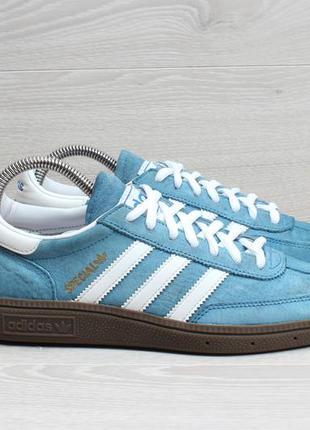 Замшевые кроссовки adidas special оригинал, размер 38