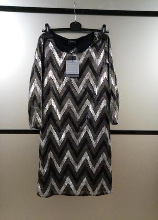 Распродажа! невероятное платье в пайетки. нарядное платье в па...