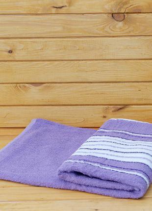 Банное полотенце махровое 90х150 см унисекс