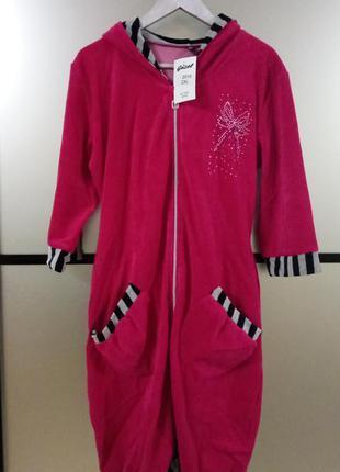 Женский велюровый халат. есть цвета и размеры