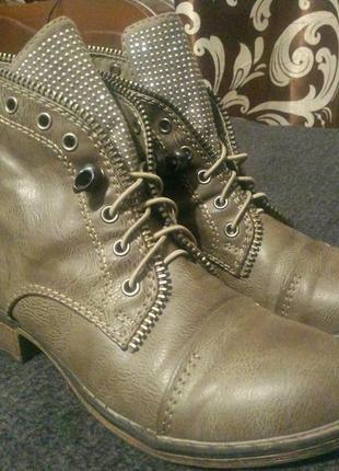 Report nyles ботинки полусапоги сапожки