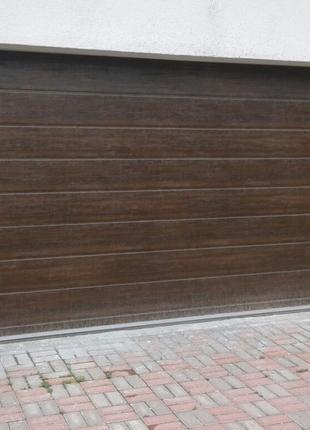 Ворота гаражные, откатные, роллеты, автоматика