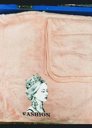 Комплект полотенец. подарочный набор полотенец банное и лицево...
