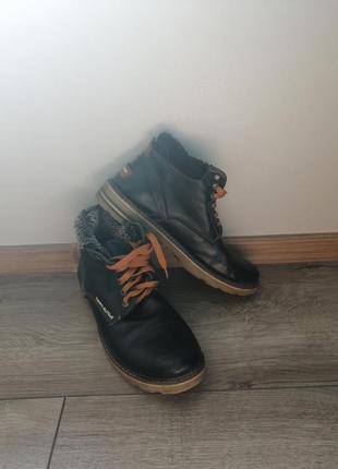 Зимние мужские ботинки. 44р 28 см