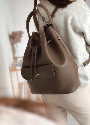 Рюкзак-мешок трансформер. сумка-рюкзак.есть цвета