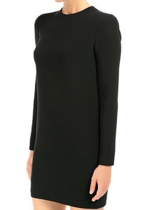 Маленькое чёрное платье esprit. мини платье чёрное на каждый д...