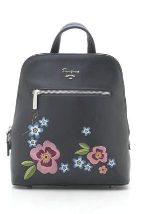 Рюкзак черный david jones