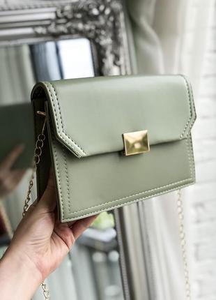 Сумка сумочка летняя на цепочке
