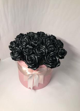 розы в цилиндре