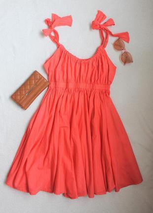 Яркое платье от only, размер l ❤️