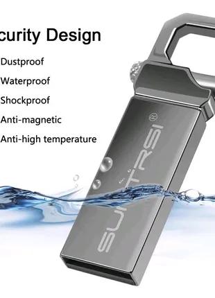 USB флешка Suntrsi, 32Gb гігабайти, нова