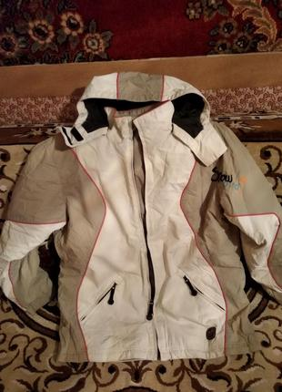 Куртка парка рост 164 см