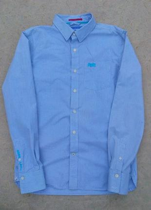 Рубашка от super dry