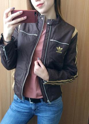 Куртка adidas осень/весна