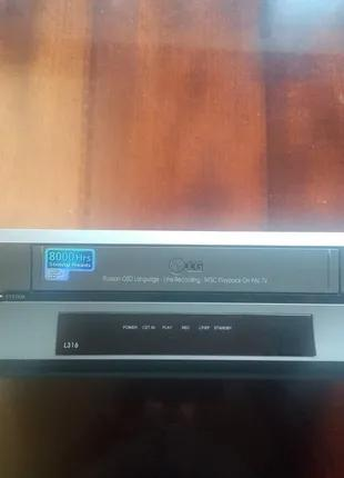 Продам видеомагнитофон LG L316