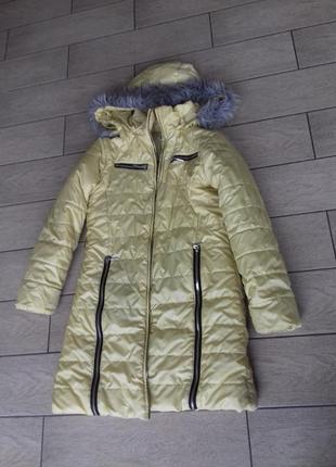 Пальто wojcik р.152 продажа/обмен