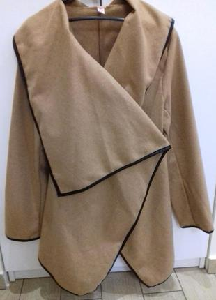 Кардиган-летнее пальто р.42
