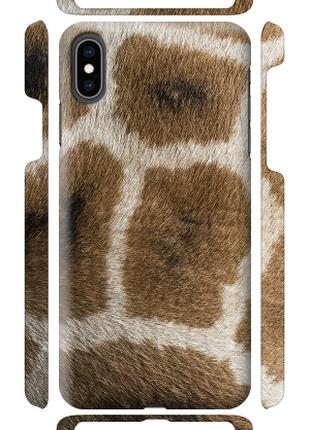 Чехол «пятна» для Iphone XS Max Силиконовый