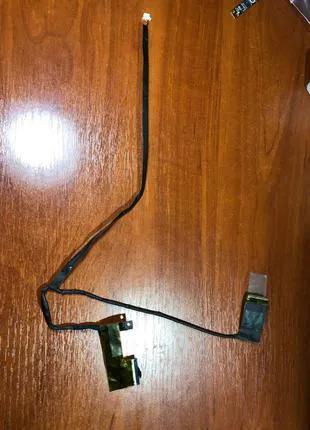 Шлейф матрицы HP Compaq G62 CQ62 LED( Не подходят к CQ56 CQ42 )