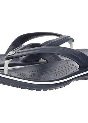 Классические вьетнамки Crocs Crocband Flip. Оригинал.