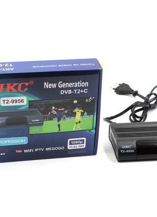Приемник UKC DVB-T2-9956 с поддержкой Wi-Fi адаптера