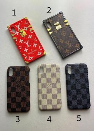 Чехлы 6на айфон оптом iphone gucci LV, Louis Vuitton гучи аксе...