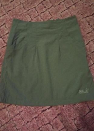 Классная юбка jack wolfskin