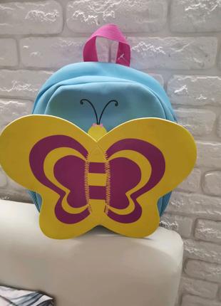 Детский 3D рюкзак из неопрена  Новый с бирками остался последний