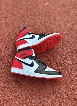 Шикарные кроссовки 🍒nike air jordan retro 1🍒