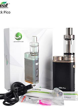 Электронная сигарета Eleaf iStick Pico 75 W + жидкость