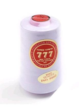 Нитки швейные 777 белые