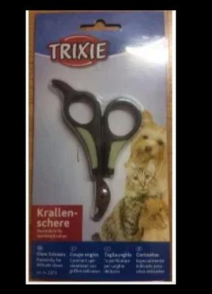 Когтерез-ножницы TRIXIE новый для грызунов/котов/маленьких пород
