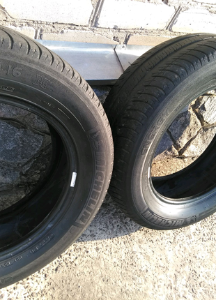 2 шины MICHELIN Energy 215/60/16