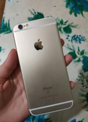IPhone 6s на 16 gb